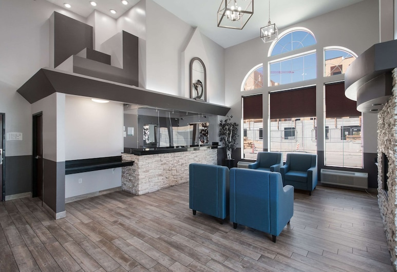 Quality Inn Midvale - Salt Lake City South, Midvale, Lobby