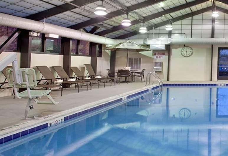 Hyatt Place Roanoke Airport/Valley View Mall, Roanoke, Indoor Pool