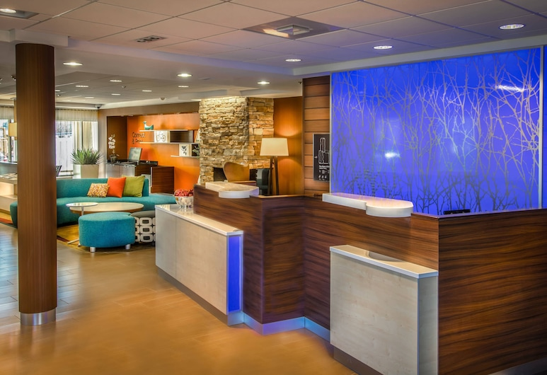 Fairfield Inn & Suites by Marriott at Dulles Airport, Sterling, Fuajee