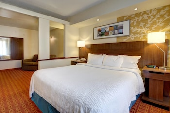 Nuotrauka: Fairfield Inn By Marriott Potomac Mills, Vudbridžas