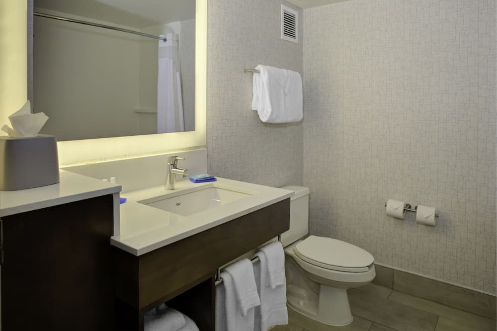 標準雙人房, 2 張標準雙人床, 非吸煙房 - 浴室