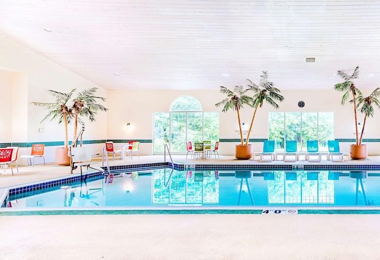 Country Inn & Suites by Radisson, Appleton, WI, Άπλτον, Εσωτερική πισίνα