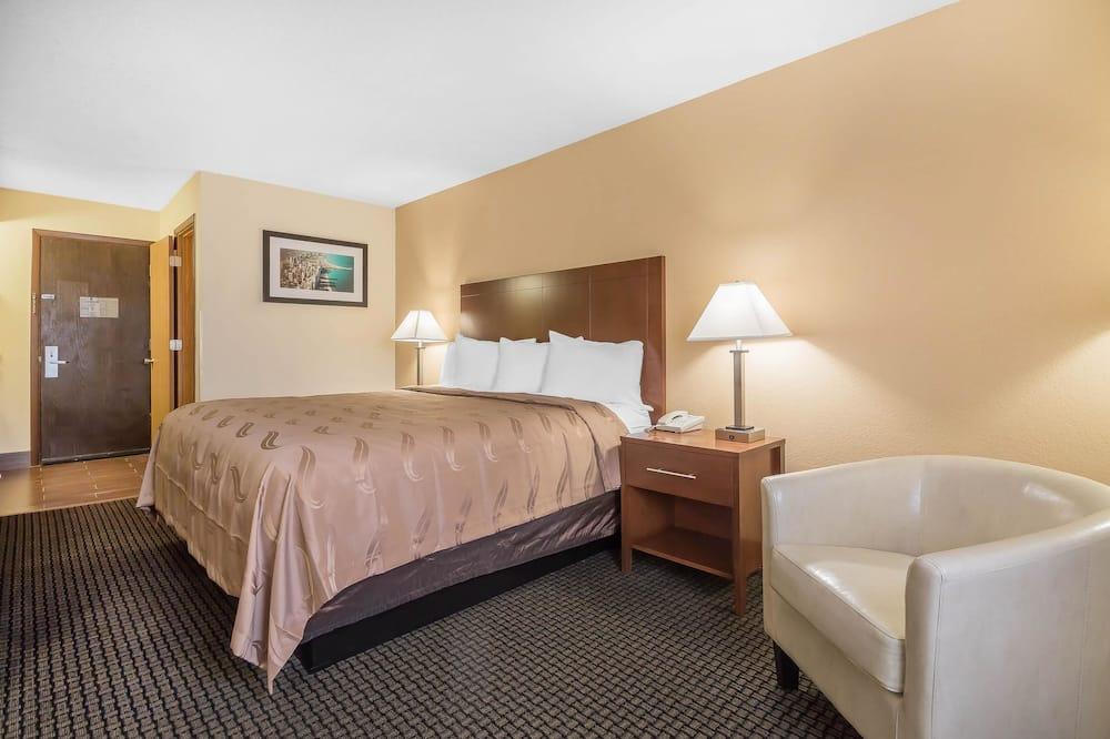 Standard Δωμάτιο, 1 King Κρεβάτι, Μη Καπνιστών - Δωμάτιο επισκεπτών