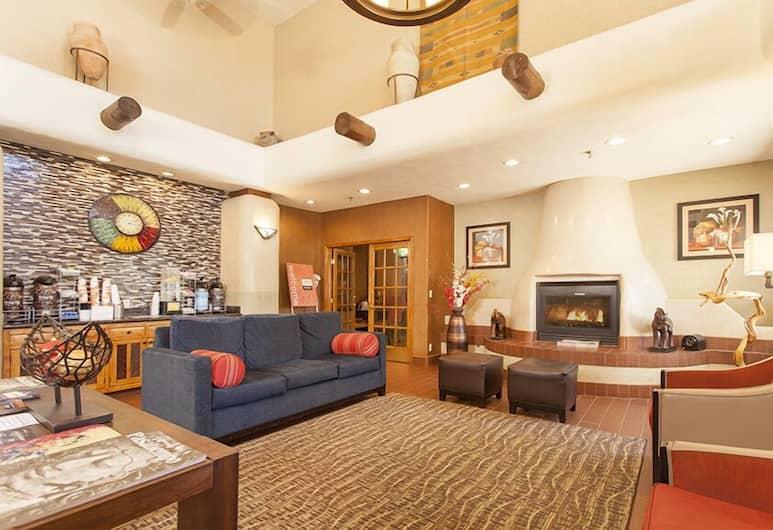 Holiday Inn Express And Suites Santa Fe, Santa Fe, Salónik v hale