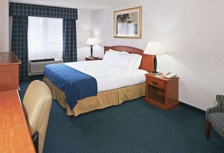 Ramada by Wyndham Santa Fe, Santa Fe, Room, 1 King Bed, Accessible, Non Smoking (Mobility), Guest Room