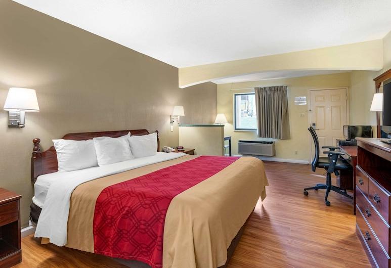 Econo Lodge Inn & Suites Southeast, La Vergne, Tuba