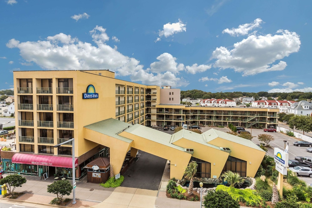 Days Inn By Wyndham Virginia Beach At The