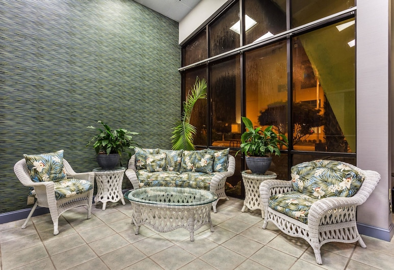 Days Inn by Wyndham Virginia Beach At The Beach, Virginia Beach, Taras/patio