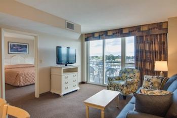 Fotografia do Harbourgate Marina Club by Oceana Resorts em North Myrtle Beach