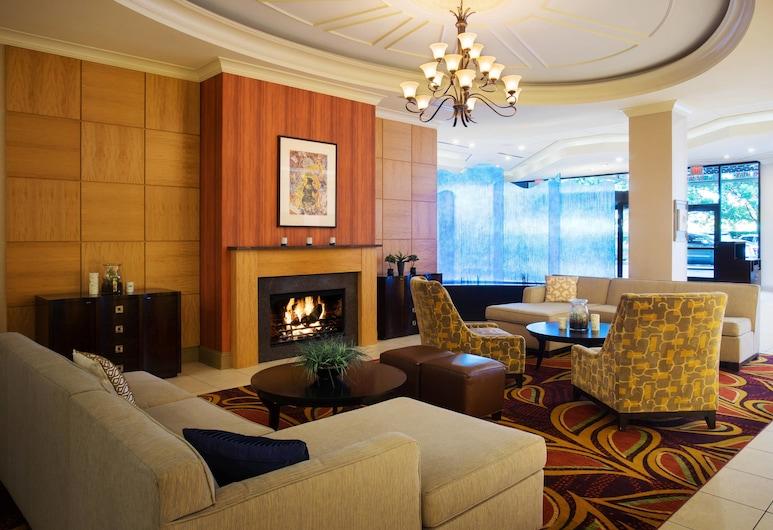 Marriott Pittsburgh City Center Hotel, Pittsburgh, Lobby