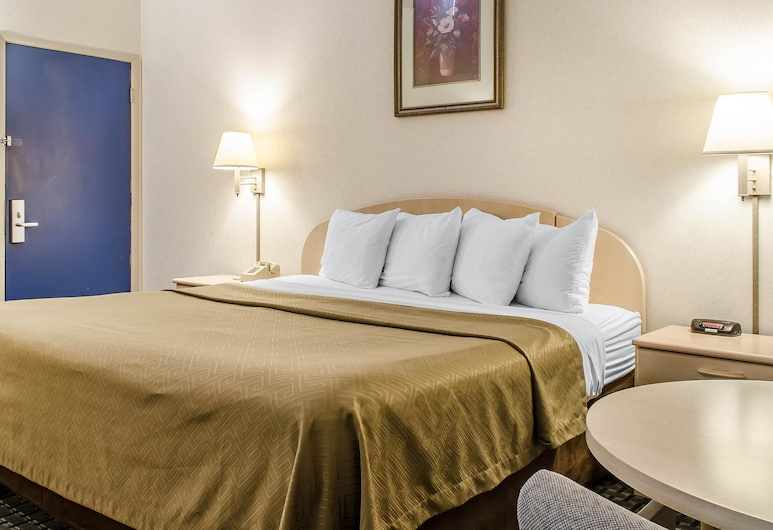 Rodeway Inn State College - near University, State College, Standard Room, 1 King Bed, Non Smoking, Guest Room