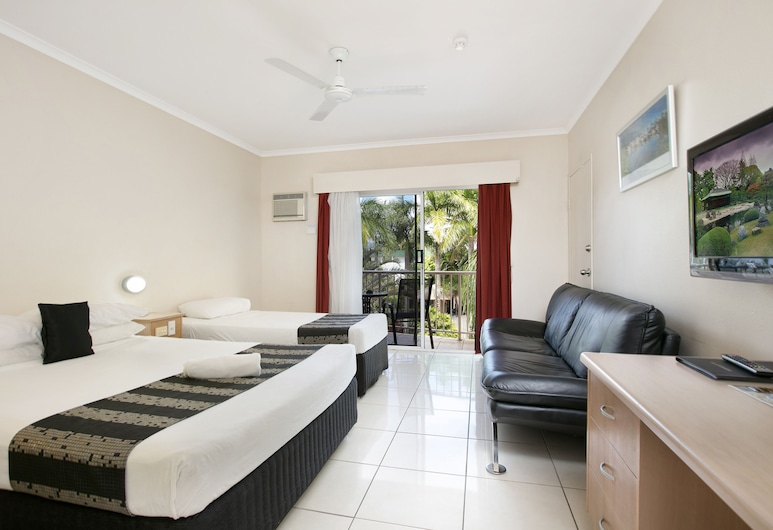 Cairns City Sheridan, Cairns, Twin Room, Balcony, Guest Room