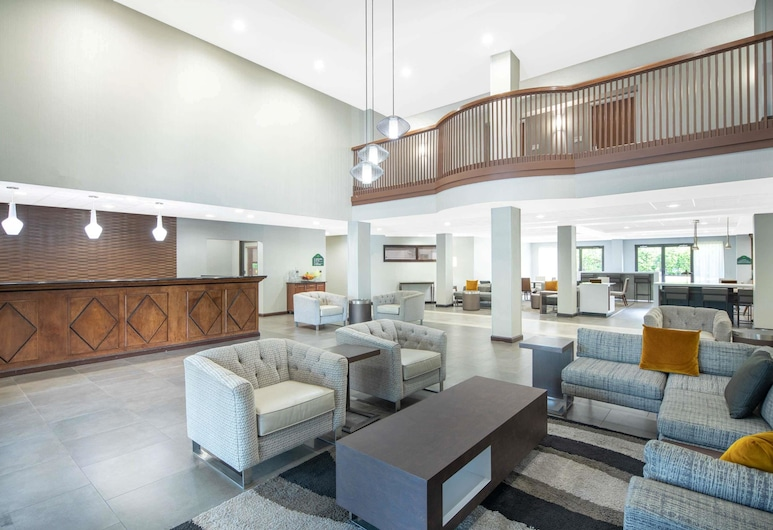 Wingate by Wyndham - Greenville-Airport, Greenville, Vstupní hala