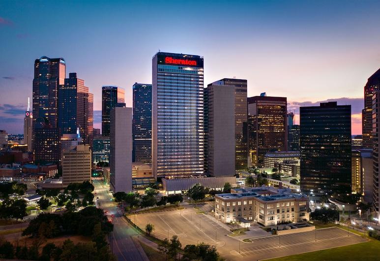 Sheraton Dallas Hotel, Dallas, Terrasse/Patio