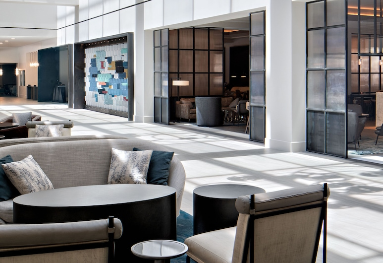 Sheraton Dallas Hotel, Dallas, Hall