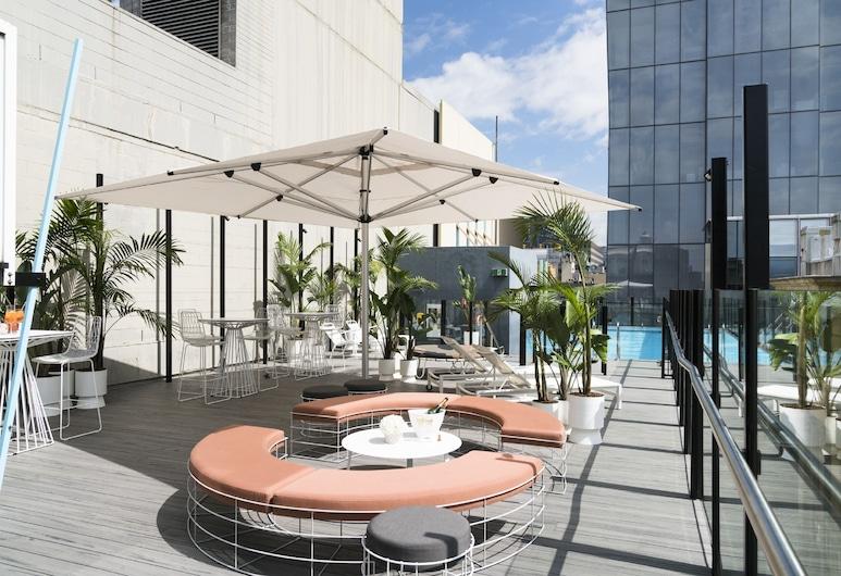 Adelphi Hotel, Melbourne, Terrace/Patio