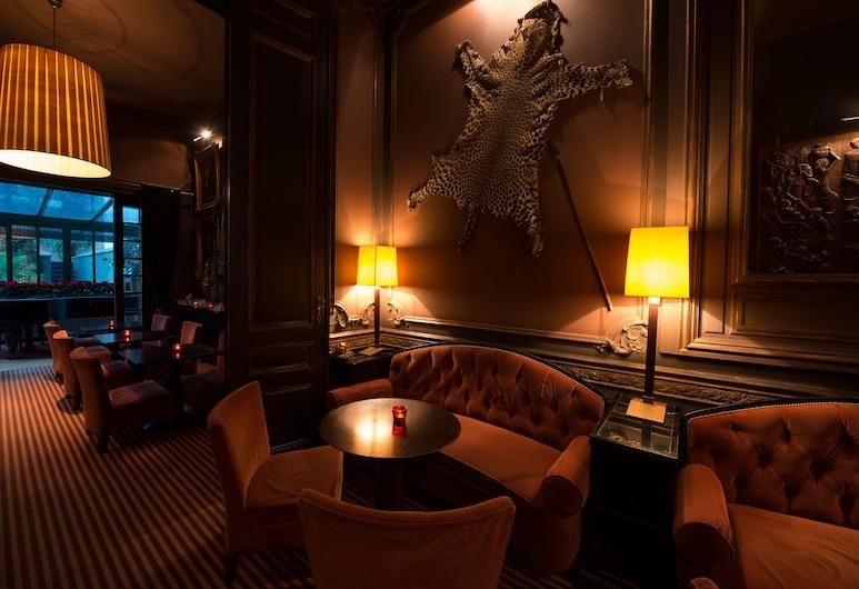 Hotel Manos Premier, Brussels, Bar Hotel