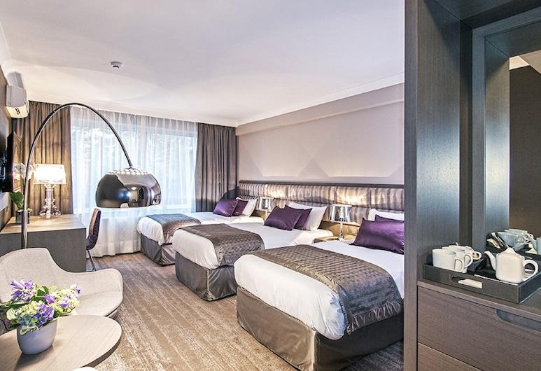 Hotel Agenda Louise, Bruxelles, Chambre Triple, Chambre