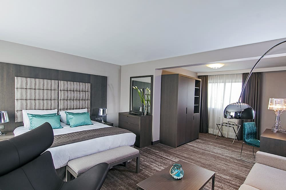 Junior-Suite - Zimmer