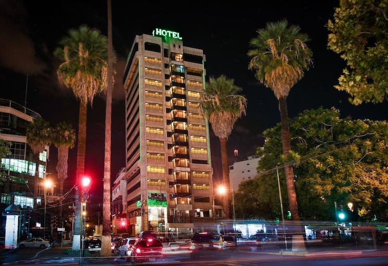 Hotel Diplomat, Cochabamba, Mặt tiền khách sạn