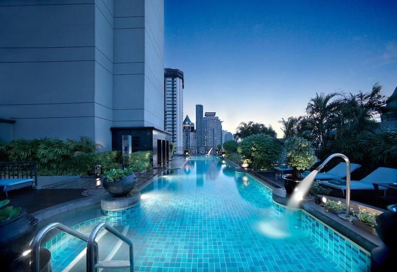 Banyan Tree Bangkok, Bangkok, Pool