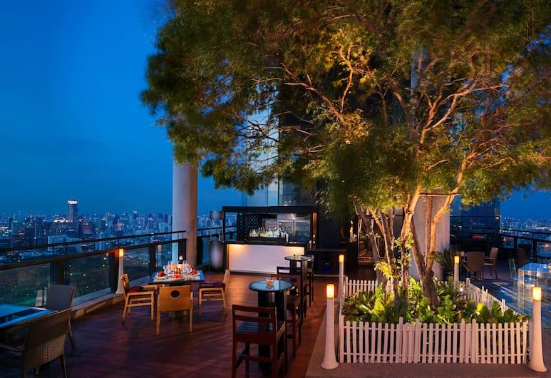 Banyan Tree Bangkok, Bangkok, Hotel Bar