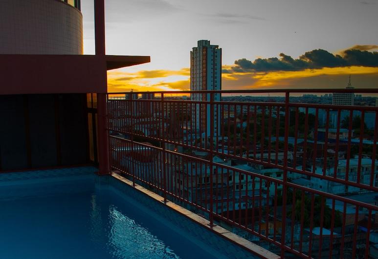 Taj Mahal Continental Hotel, Manaus, Bazén