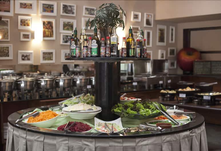The Time Othon Suites, San Paulas, Restoranas