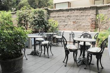 Picture of Hotel Leonardo da Vinci in Santiago