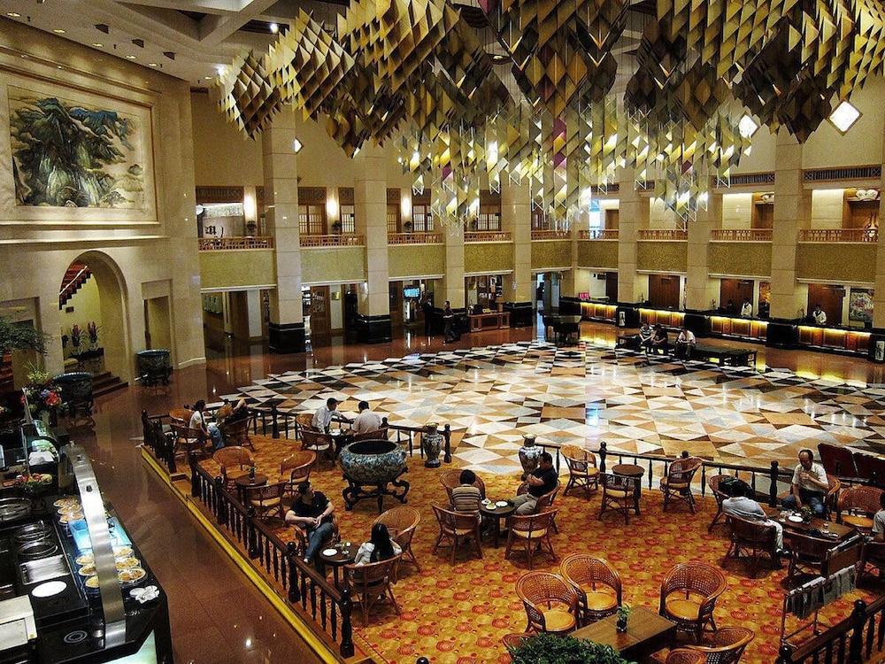 Xiyuan Hotel Beijing Lobby