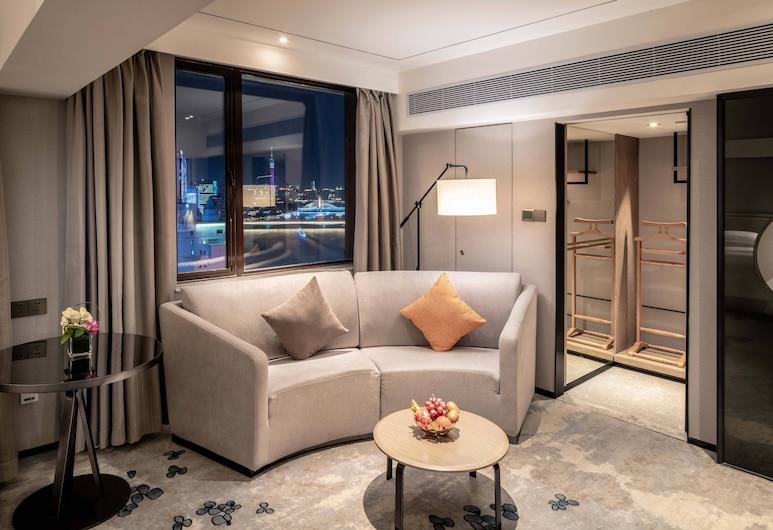 Hotel Landmark Canton, Guangzhou, Premier soba, Soba za goste