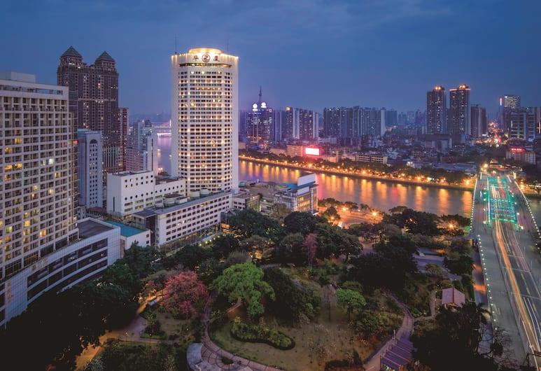華廈大酒店, 廣州市