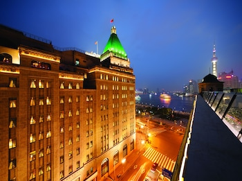 Picture of Fairmont Peace Hotel in Shanghai