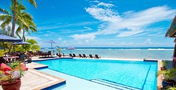 Picture of Manuia Beach Resort in Rarotonga
