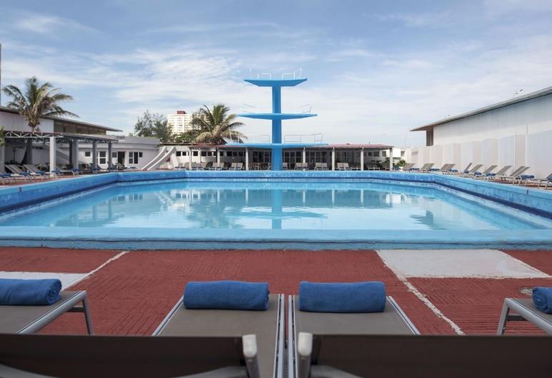 哈巴納濱水酒店 - 伊貝羅斯塔酒店, 哈瓦那, 泳池