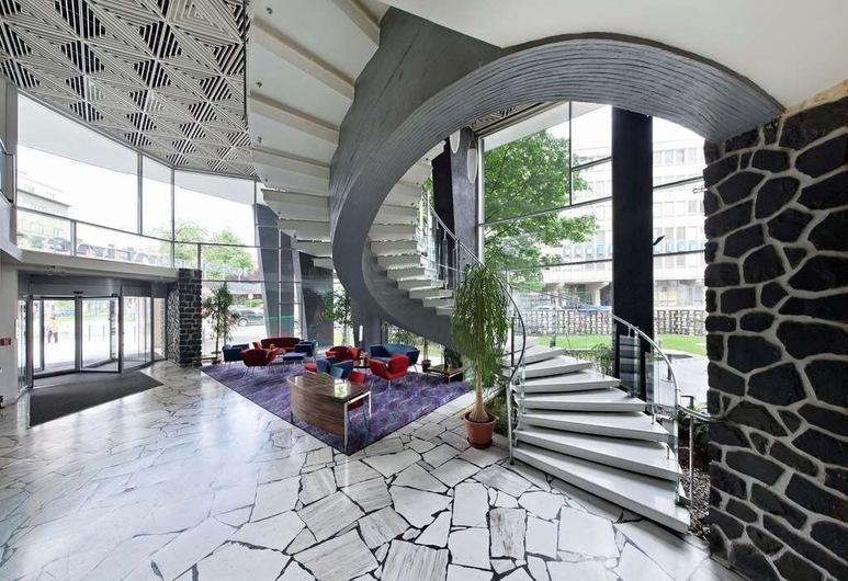 Hotel Continental, Brno, Lobby
