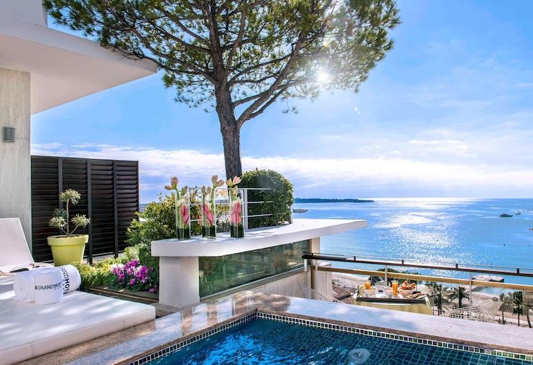 Le Grand Hotel Cannes, Cannes, Soba za goste