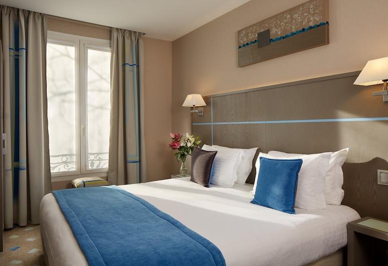 Hôtel Alizé Grenelle Tour Eiffel, Paris, Double Room (King size bed), Guest Room