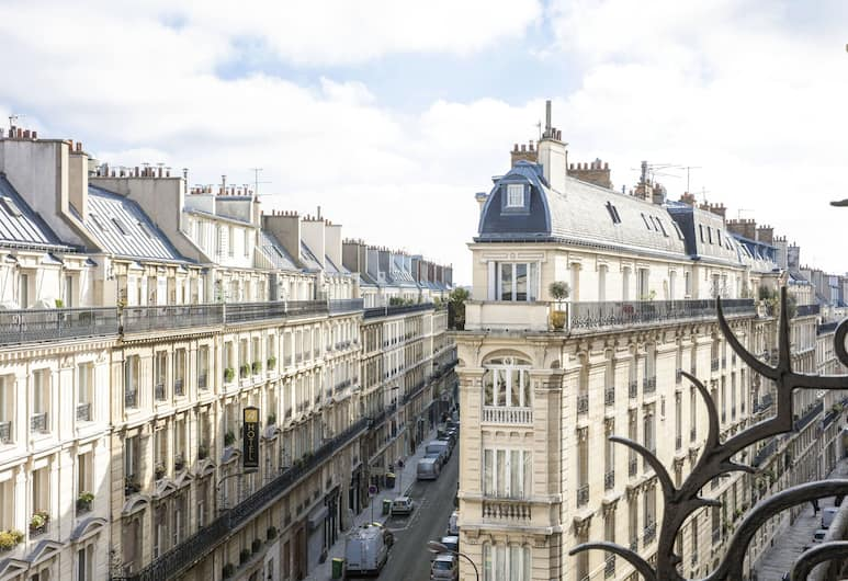 Hotel Berne Opera, Paris, Double or Twin Room, Guest Room View