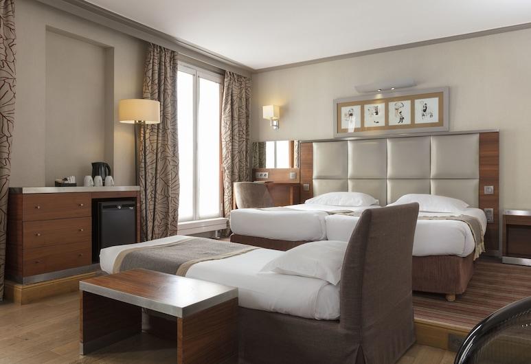Hotel Berne Opera, Pariis, Junior sviit, Tuba