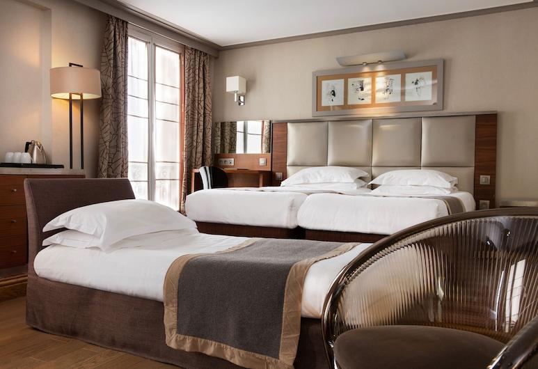 貝爾尼劇院酒店, 巴黎, 普通套房, 客房