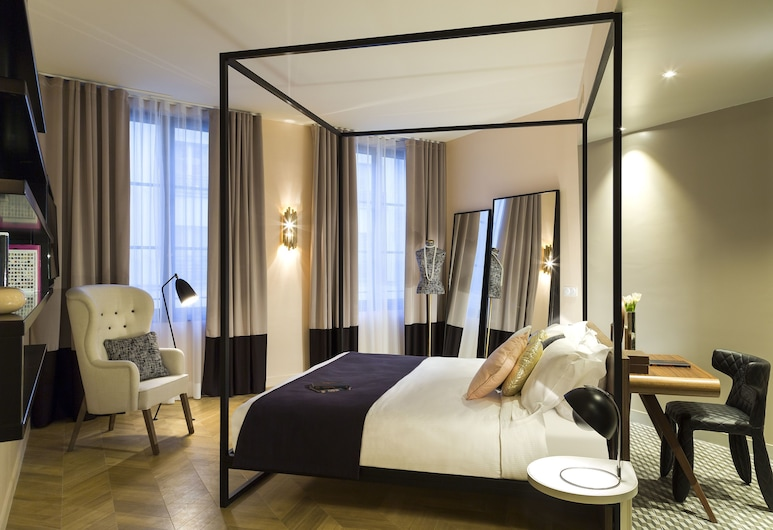Citadines Opéra Paris, Pariis, Sviit (Couture), Tuba