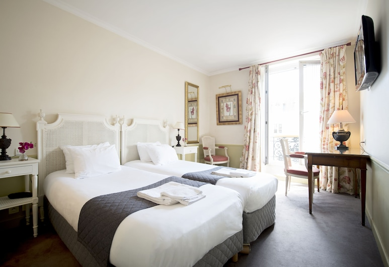 Hotel France Louvre, Paris, Superior Room, Guest Room