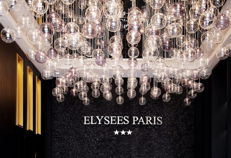 Elysées Paris, Paris, Lobby Sitting Area