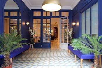 Naktsmītnes Little Palace Hotel attēls vietā Parīze
