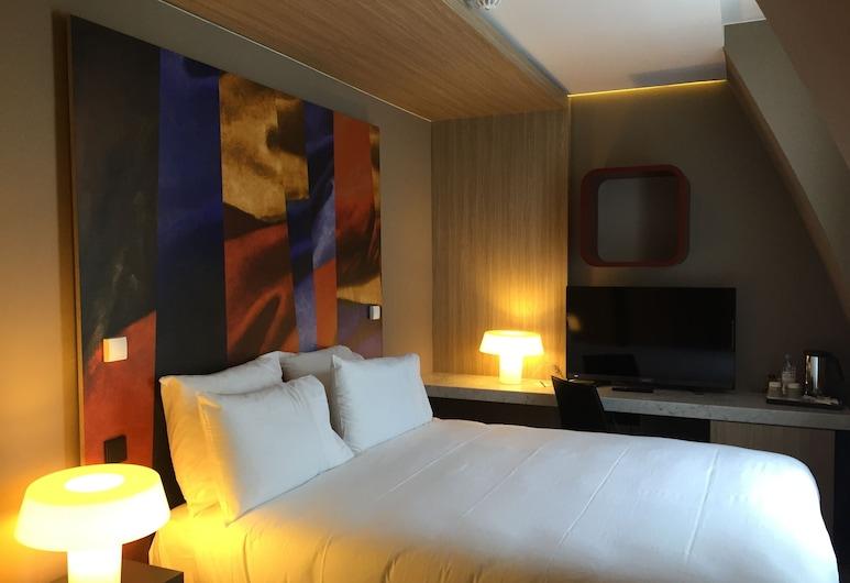 Mercure Paris Alesia, Paris, Standard Tek Büyük Yataklı Oda, 1 Çift Kişilik Yatak, Oda