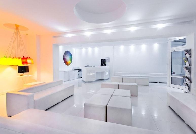 色彩設計酒店, 巴黎, 大堂閒坐區
