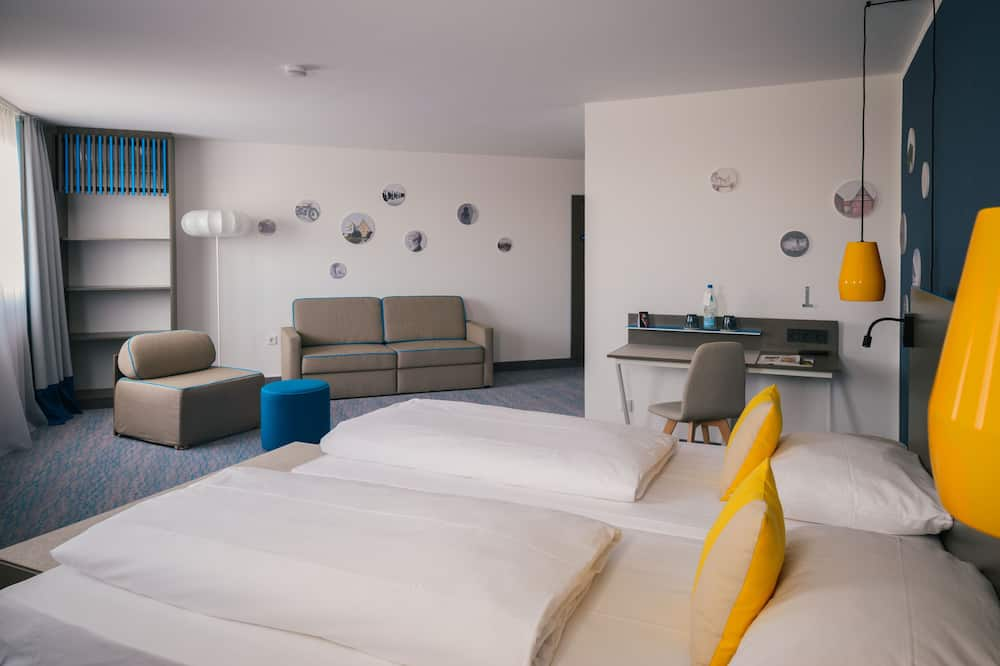 Værelse - adgang til Business-lounge (Lounge) - Badeværelse