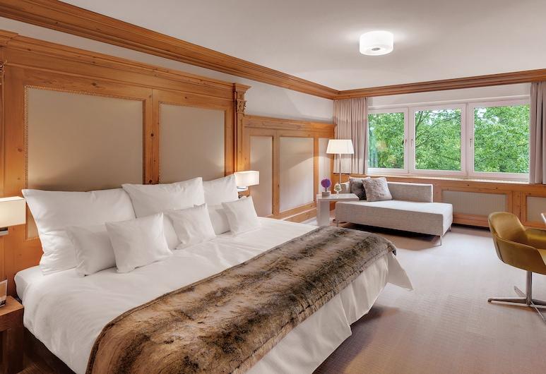 هوتل سنترال هوف, هوف, غرفة مريحة للاستخدام الفردي - سرير ملكي, غرفة نزلاء