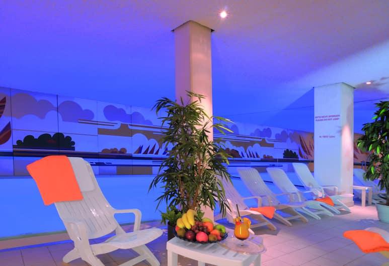 Ringhotel Loew's Merkur, Nuremberg, Indoor Pool